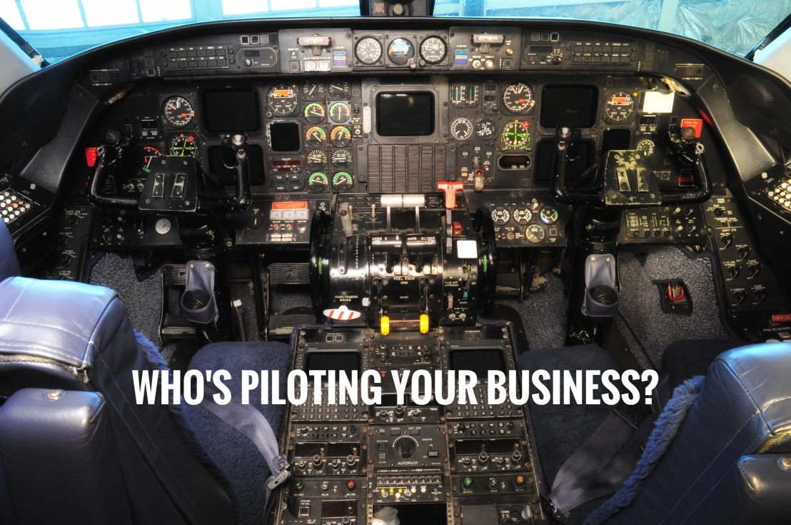 Is Your Marketing Plan on Auto Pilot?       6 Reasons Your Plan Needs to ShiftGears