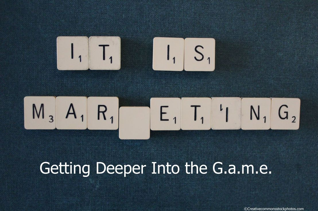 Getting Deeper into theG.A.M.E.